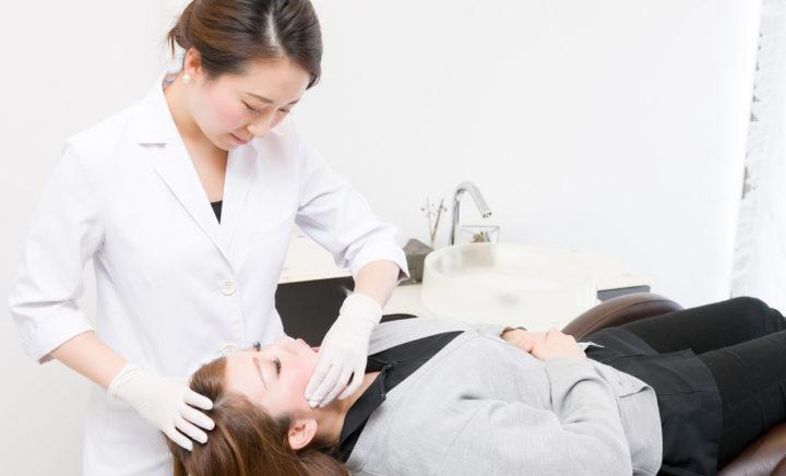 顎関節小顔治療